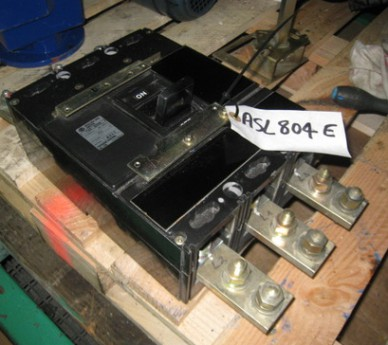 800Amp Terasaki Moulded Case Circuit Breaker. TSD-800B.