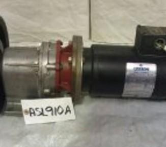 Leeson DC Permanent Magnetic Motor Cat No: 098017.00 Type: M71-12 Model:C142D34FT2A