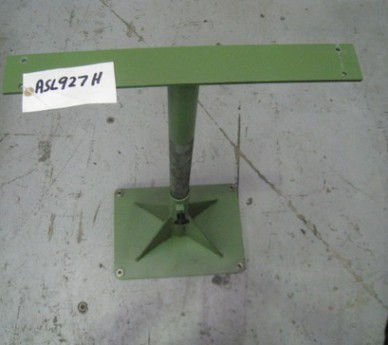 Adjustable Metal Stand - With Levelling Feet.