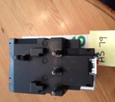 Schneider/Telemecanique Thermal Overload Relay LRD 3363