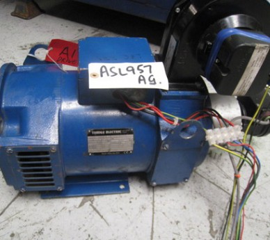 4.0 Kw Thrige Electrical DC Motor Frame LAK112A,