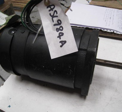0.5HP Ohio Motor DC Motor, Model: C-481524X7867A