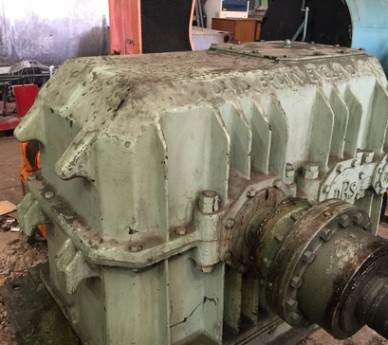 200 HP David Brown Gearbox, Size 15 x 20